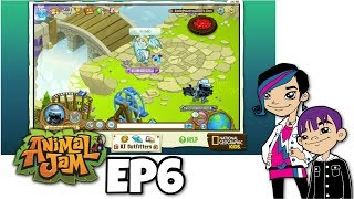 Animal Jam - Audrey Game Play EP6 - Adventures