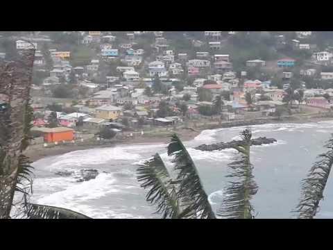 Vieux Fort, St Lucia