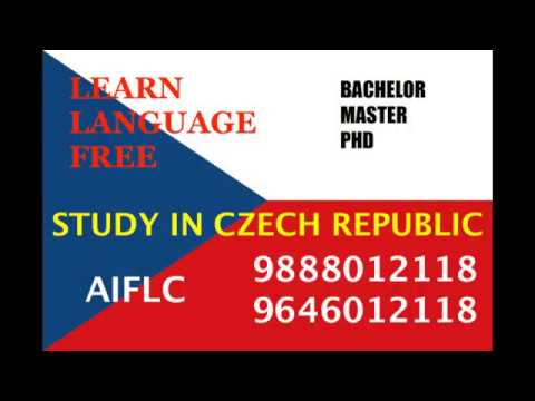 study in czech republic - study visa czech republic @ Aiflc- chandigarh 9888012118