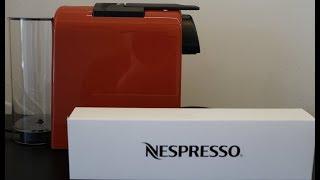 네스프레소 에센자 미니 D30 리뷰 nespresso …