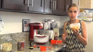How To Make Raw Vegan Banana Oat Bars