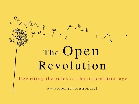 The Open Revolution with Rufus Pollock