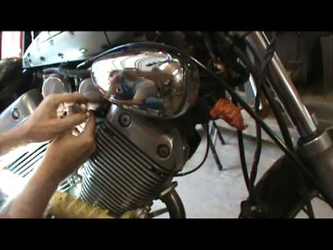 Yamaha 535-Throttle Cable Replacement - YouTube