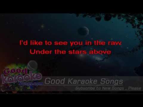 Boogie On Reggae Woman -  Stevie Wonder (Lyrics Karaoke) [ goodkaraokesongs.com ]