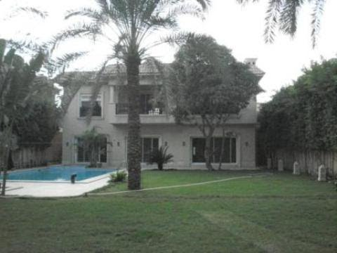Rent Villa With Swimming Pool In Egypt Cairo 6th October City