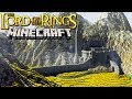 Mind-blowing Recreation Of The Entire Middle Earth In Minecraft!