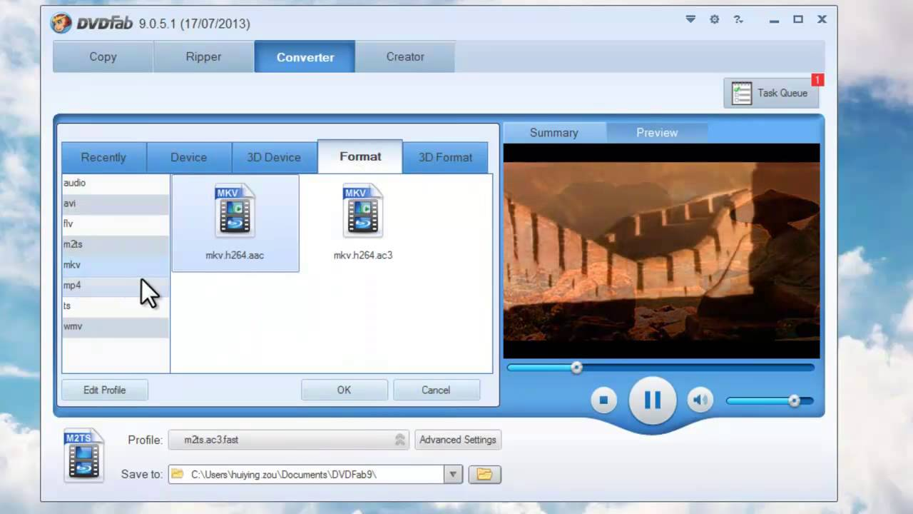 dvdfab 9 video converter