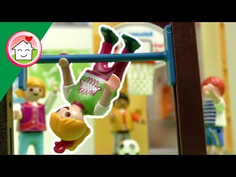 تحدي حصة الألعاب مع جنة و مريم - عائلة عمر - أفلام بلاي