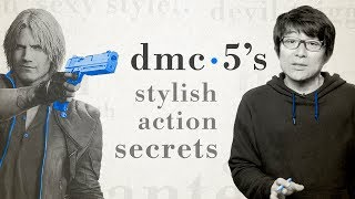 Devil May Cry 5's Director On Making An Unforgettable Action Game | Audio Logs