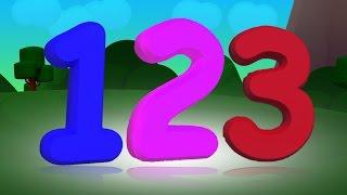números Canción para niños | Aprender números 1 a 10 | Canción educativa | Numbers Song 1 to 10