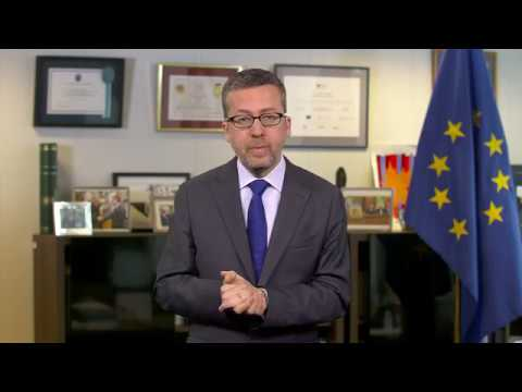 European Commission's closing video-message at TRA2018