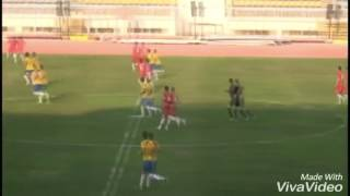 Ahmed gamal(skills&goal) against ismaily sc
