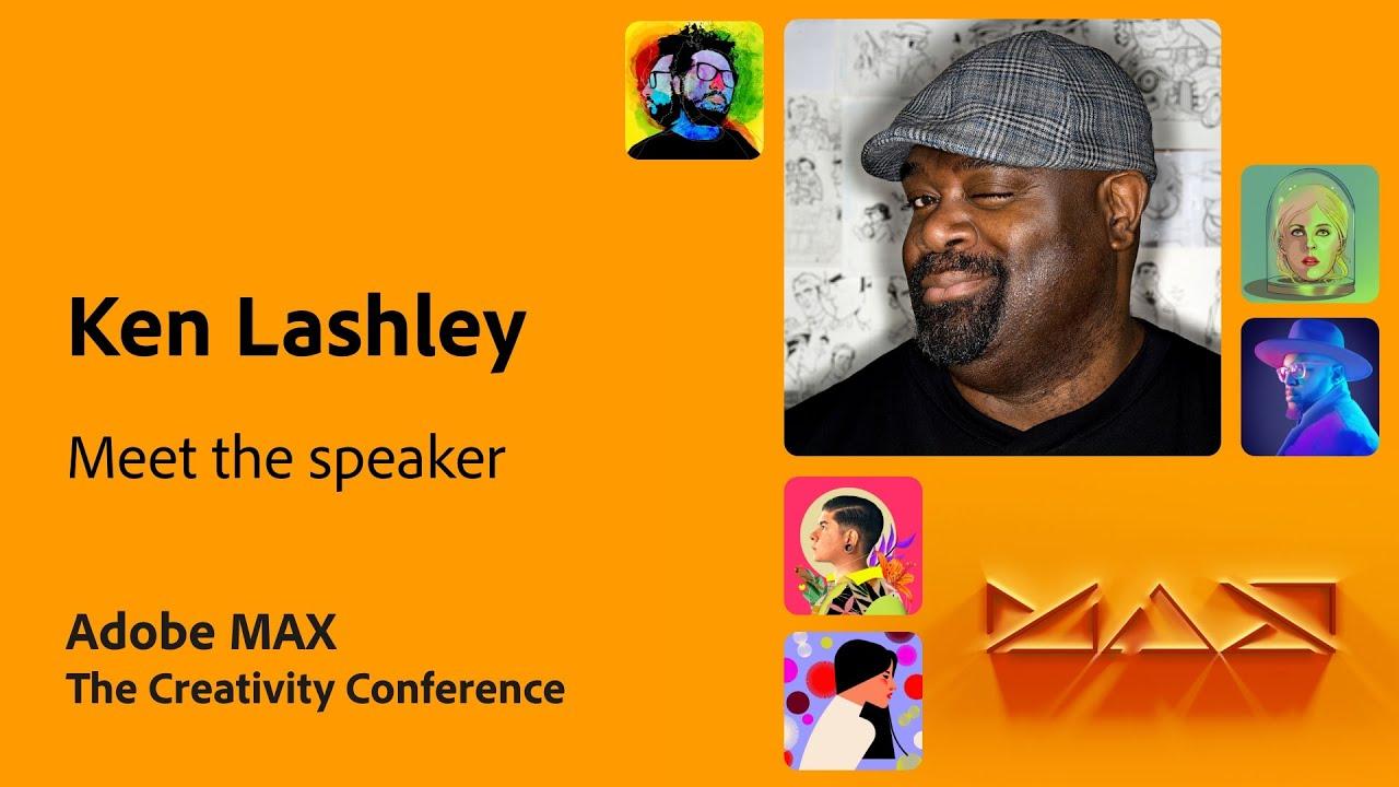 Meet the MAX Speaker: Ken Lashley