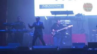 """Frankie J """"Si Una Vez"""" Desde El Aragon En Chicago, IL. 3/22/2014"""