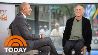 Larry David To Matt Lauer: 'Curb' Spoilers Are 'None Of Your Business' | TODAY