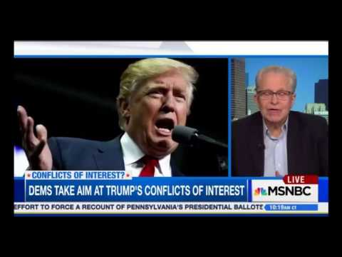 Harvard law professor: Donald Trump is a walking talking breach of the constitution