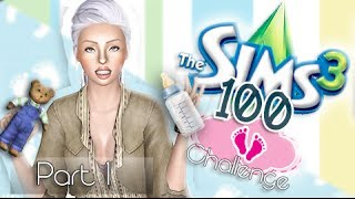 The Sims 3: 100 Baby Challenge - {Part 1} Meeting Lydia.