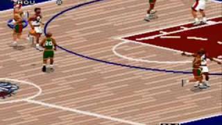 Super Nintendo - NBA Live 97 (1996)
