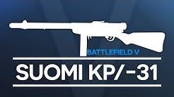 Der Nahkampf Schredder - Battlefield V Suomi KP/-31 Waffen Guide / Tipps und Tricks