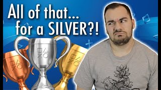 Most Annoying PSN Trophies - Why Do I Do This To Myself?