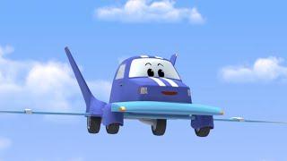 Мультфильмы - Будни аэропорта - Люка - самолет-трансформер (59 серия)