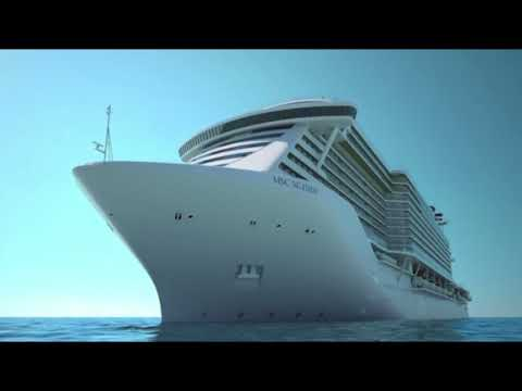 MSC Seaside, special live streaming of the italian inaugural events