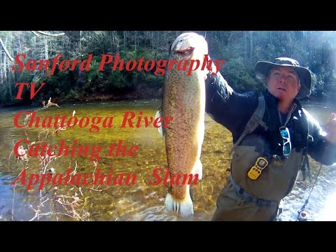 Chattooga Trout Fishing