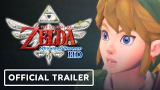 The Legend of Zelda: Skyward Sword HD - Official Romance of the Fates Trailer