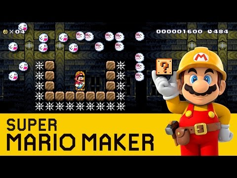 Super Mario Maker - Level For Sqaishey (3)