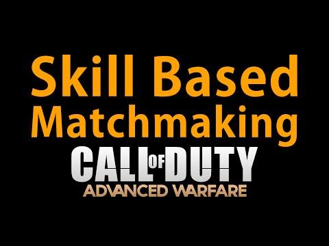 advanced warfare skill based matchmaking gone