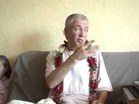 Шримад Бхагаватам 1.6.34 - Чайтанья Чандра Чаран прабху