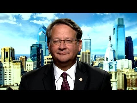 U.S. Sen. Gary Peters interview - July 28, 2016