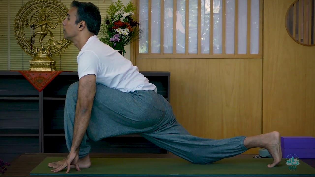 Prática básica de Vinyasa Yoga