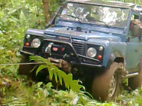 The power of the Warn 8274 winch