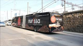 HESS Swisstrolley 3 in der Schweiz