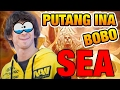 TOXIC SEA SERVER with Dendi Party Dota2 7.02