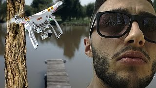Gambar cover J'AI CRASHÉ MON DRONE (ANTHO)