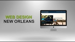 Web Design New Orleans (252) 493-6692 – Custom Graphic Design by CG Design