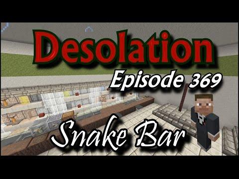 Desolation Episode 369 - Snake Bar - Minecraft XBOX One - Beancrew49