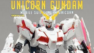 슈퍼 HCM 프로 1/144 유니콘 건담 / Super HCM Pro Unicorn Gundam