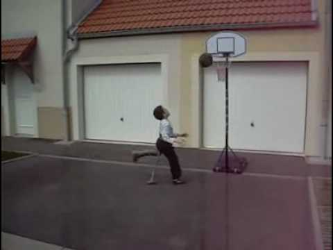 Basketball Mit Perthes Orthese Youtube