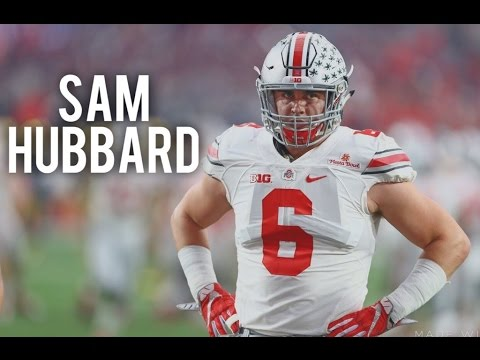 Sam Hubbard || Ohio State Highlight Mix