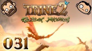 Let's Play Together Trine 2 #031 - Wo haben wir nur den Kopf? [720p] [deutsch]