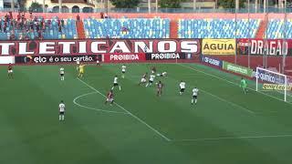 Melores momentos de Atlético 1 x 0 Coritiba