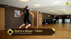 Choreographie zu God is a dancer - Tiesto
