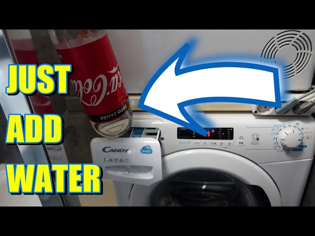 Government High Efficiency Sucks 😏 How to Trick your Washer into Filling with more Water A+++