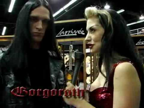 gorgoroth interview wilh metal sanaz youtube