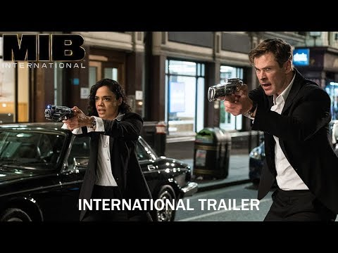 MEN IN BLACK: INTERNATIONAL – International Trailer – In Cinemas June 2019