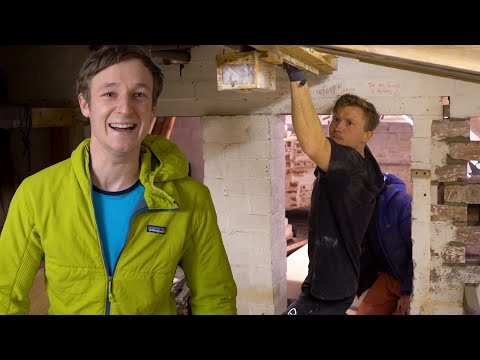 SECRET CLIMBING CELLAR - WIDE BOYZ | #150