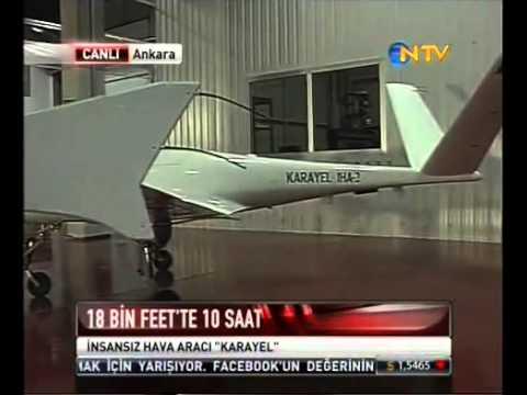 VESTEL KARAYEL-2 Insansiz Hava Araci - (UAV)